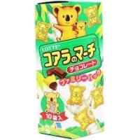 Lotte Koala March Snack
