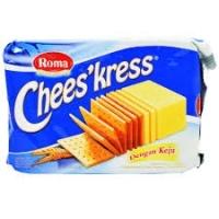 Mayora Roma Chees' Kress (Cheese Cookies)