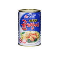 Whelk Canned Food
