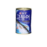 Mackerel Canned Food