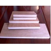 Garjun or keruing plywood