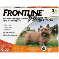 Frontline Plus Flea & Tick Treatment