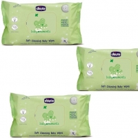 Chicco Baby Wipes 72pc