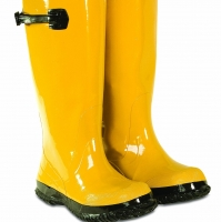 Rubber Boots Cover for Industrial Use