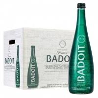 Bottled Badoit Mineral Water