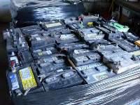 Drained Lead Car Battery Scraps (Rains)