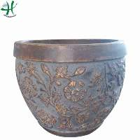 Classic Home And Garden Cement Pot