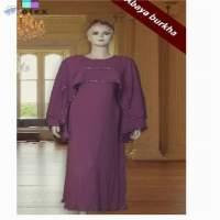 Abaya Or Borka