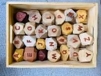 Tumi Ishi Wooden Toy