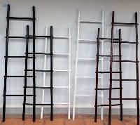 Bamboo Towel Rack Ladder