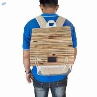 The Bamboo Backpack Bag Made In Viet Nam