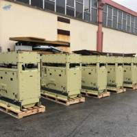 Generator (Diesel and Natural Gas Jenerator)