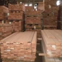 Wood Pallets - S4S Panels - Finger joint sticks