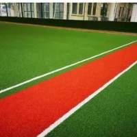 Synthetic Grass Carpet Light Green