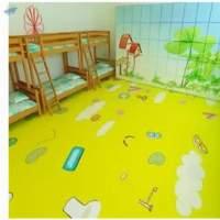 Kindergarten PVC Floor Covering