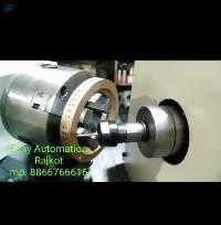 Ring Burner Drilling Machine