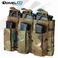 Tactical Molle Waist Belt Magazine Pouches