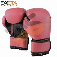 PU Professional Fighting Leather Gloves