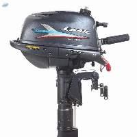 4hp 4-stroke Outboard Motor
