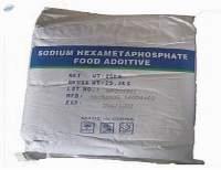 Sodium Hexametaphosphate (food Grade)