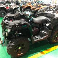 2021 Cfmoto 500cc Atv 4x4 Cforce