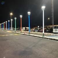 LED Street Lights Pole Lights
