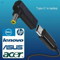 Universal Laptop Charger AC Power Adapter
